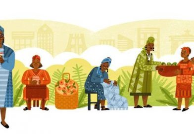 Esther Afua Ocloo Honoured In Google Doodle