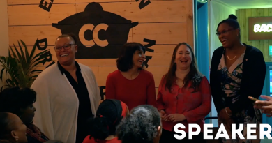 The Queens Power Lunch 2018 (VIDEO)